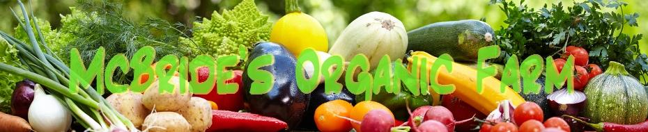 McBride's Organic Farm